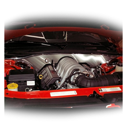 Engine Bay Covers and Dress Kits