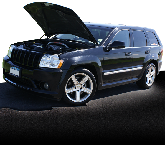 HEMI True Street - Chris H. Jeep Cherokee SRT8